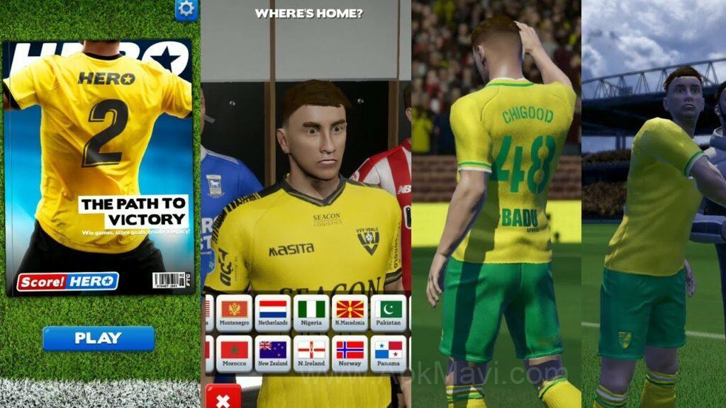 Score Hero 2 APK