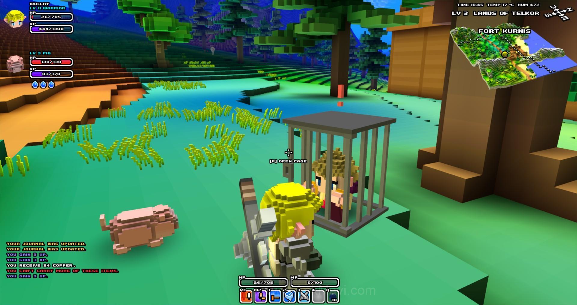 Cube World APK İndir