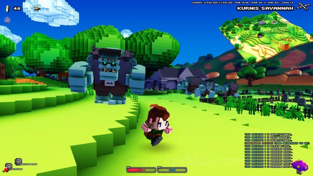 Cube World APK