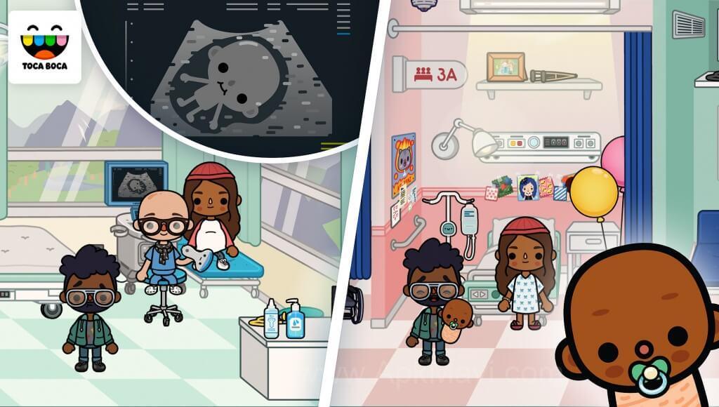 Toca Life: Hospital APK İndir