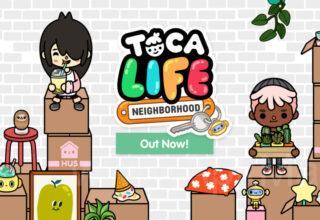 Toca Life: Neighborhood APK İndir