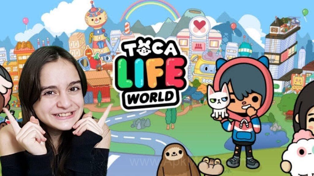 Toca Life World APK İndir