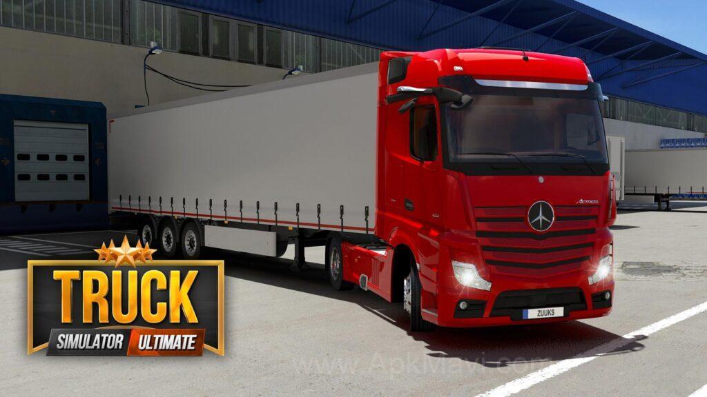 Zuuks Games Truck Simulator: Ultimate APK